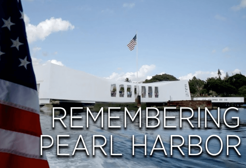 rememboring pearl harbor day