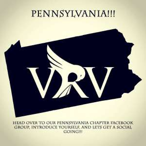 Inagural VRV Event In Pennsylvania