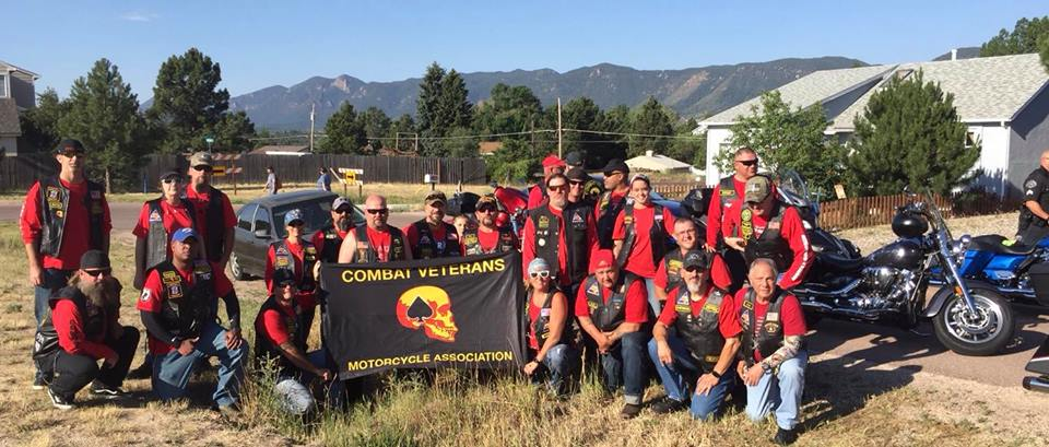 Combat Veterans Motorcycle Association Chapter 3 2 Vets